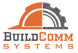 BuildComm Systems: Commercial Construction Communication Platform Logo